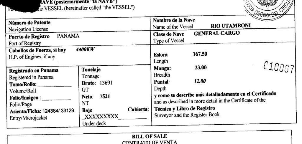 Los documentos que acreditan que Vladimir Kokorev no fue testaferro de Teodoro Obiang (I)