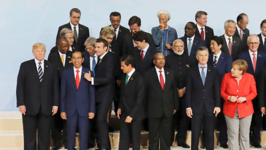 El G-20, Trump y la excusa de Corea ante el liderazgo chino
