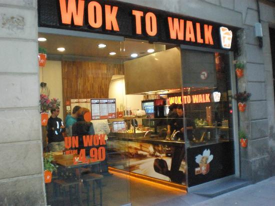 Wok to Walk: los sabores más exóticos llegan a España