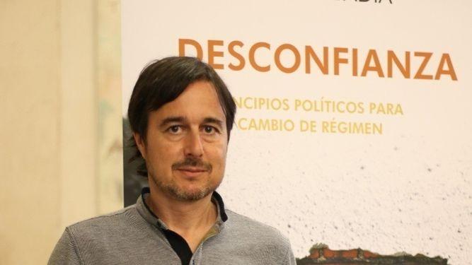 """""""España necesita pasar de la partitocracia a la democracia"""""""