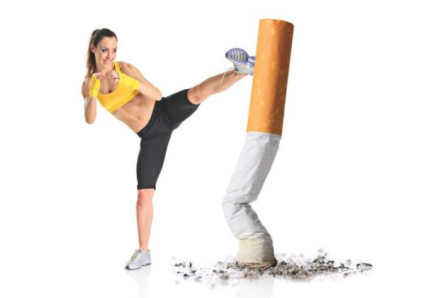 Cuando se acaba con la excusa número 22 y se decide dejar de fumar