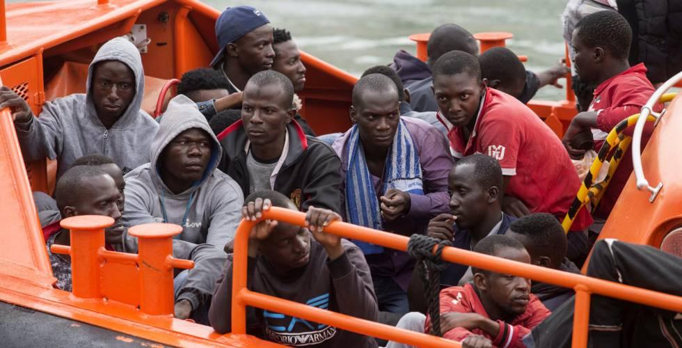 Inmigración al asalto