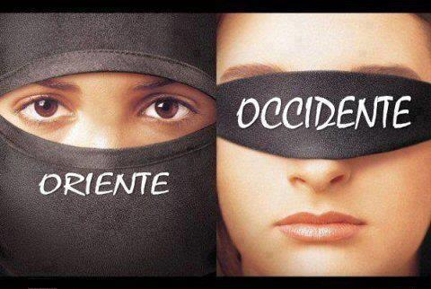 La blandenguería del hombre occidental, el feminismo y el Islam