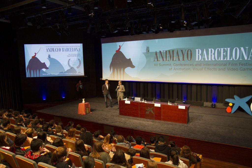 Animayo, designado festival calificador para los premios Oscar, pasea su magia por Barcelona