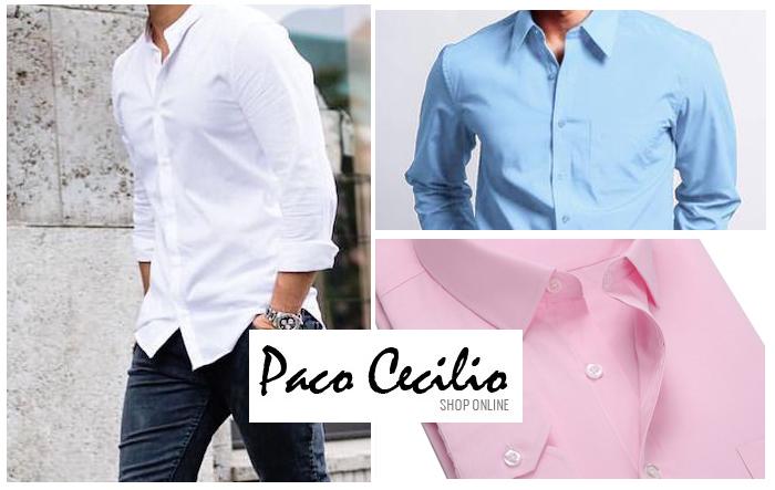 Colores básicos de camisas