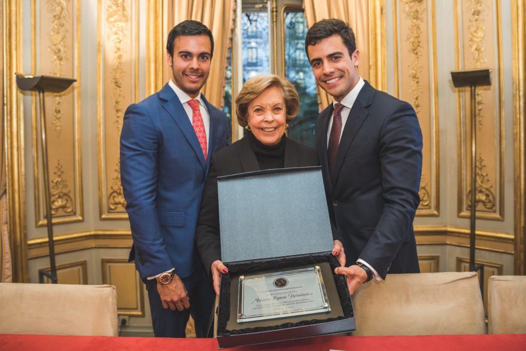 Casa de América, abarrotada en el homenaje a Mariano Ospina