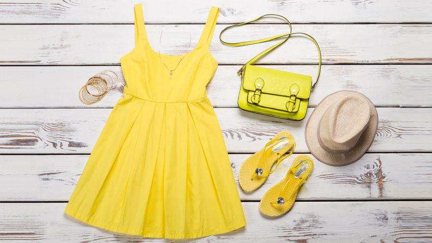 ¿Qué tienes amarillo en tu armario?
