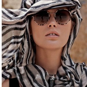 El look safari, tendencia total esta primavera
