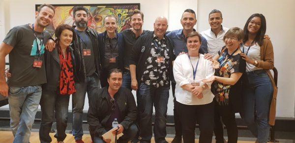 El alto nivel de artistas y creadores de la industria de la animación y los videojuegos concentra en Gran Canaria a más 3.000 personas en un arranque espectacular de animayo 2018