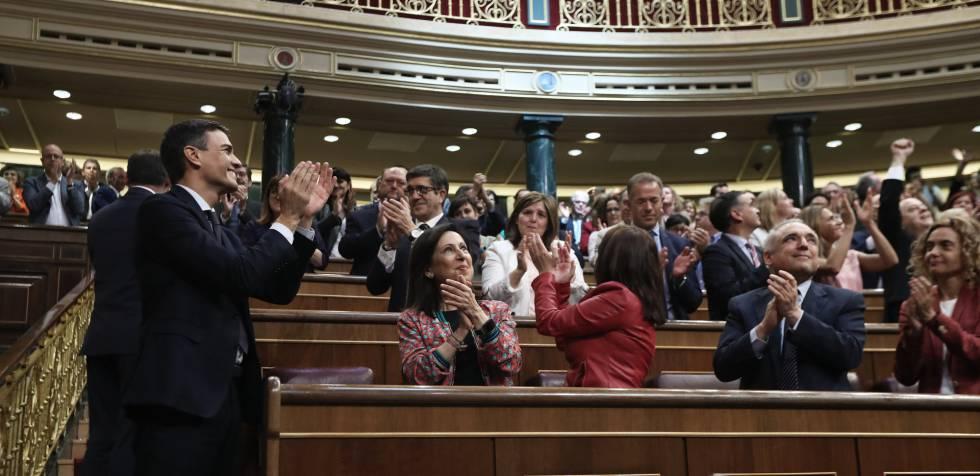 Un parlamento incompleto. Una democracia débil