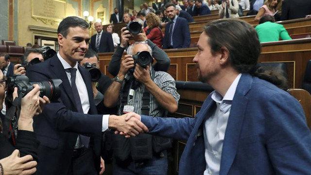 La conspiración para hundir España